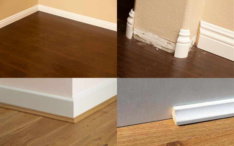 Beading Or Skirting Boards