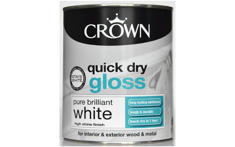 Crown Quick Dry Gloss