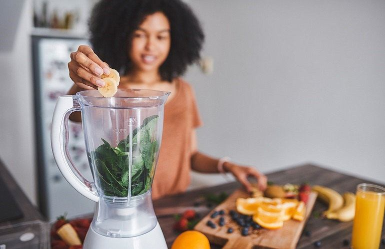 How to Minimalize the Nutrients Loss While Blending