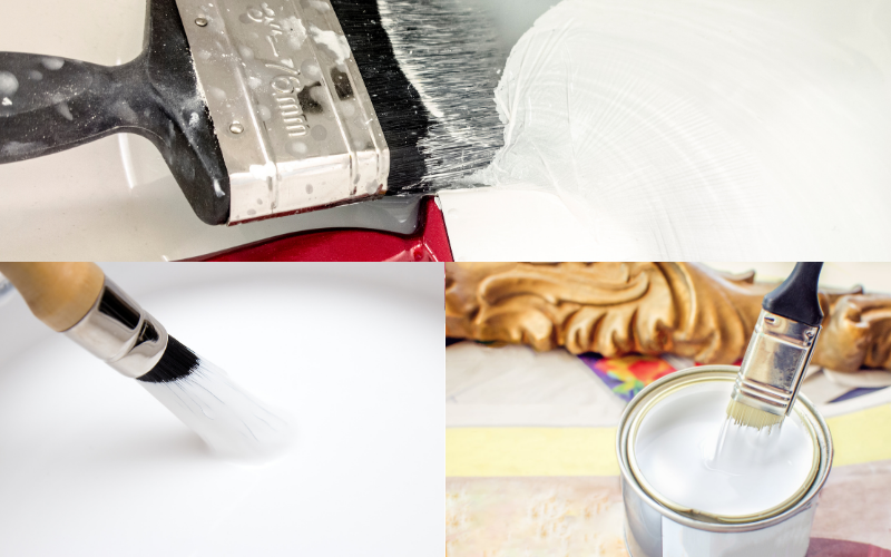 Low-Odour and Quick Drying Gloss Paints