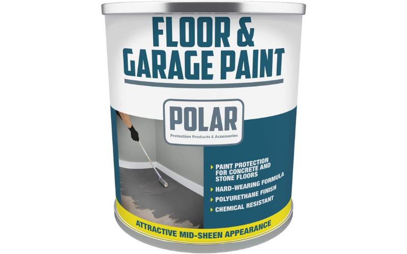 Polar Garage Floor Paint