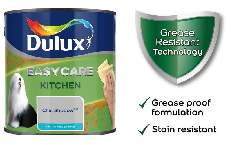 Dulux Easy Care Kitchen Paint