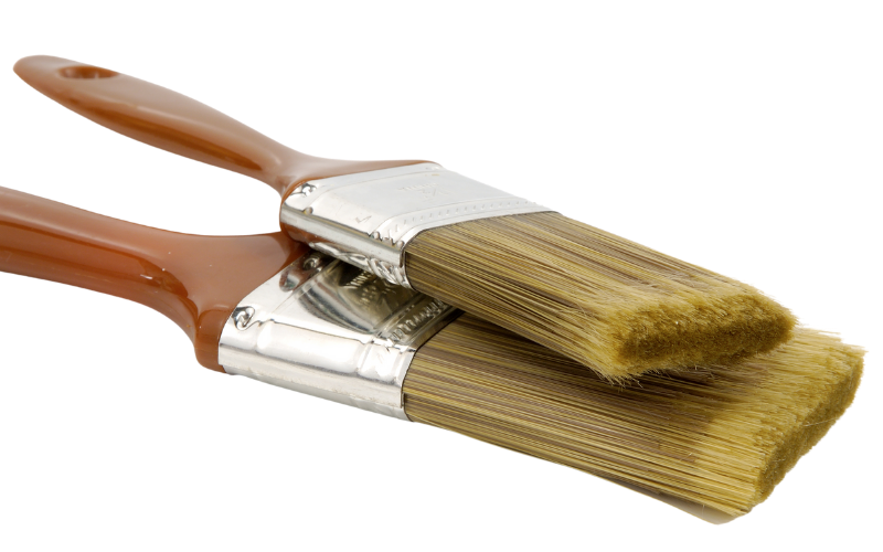 Fine Paintbrush Example