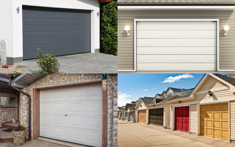 Garage Door Painting and Preperation Guide