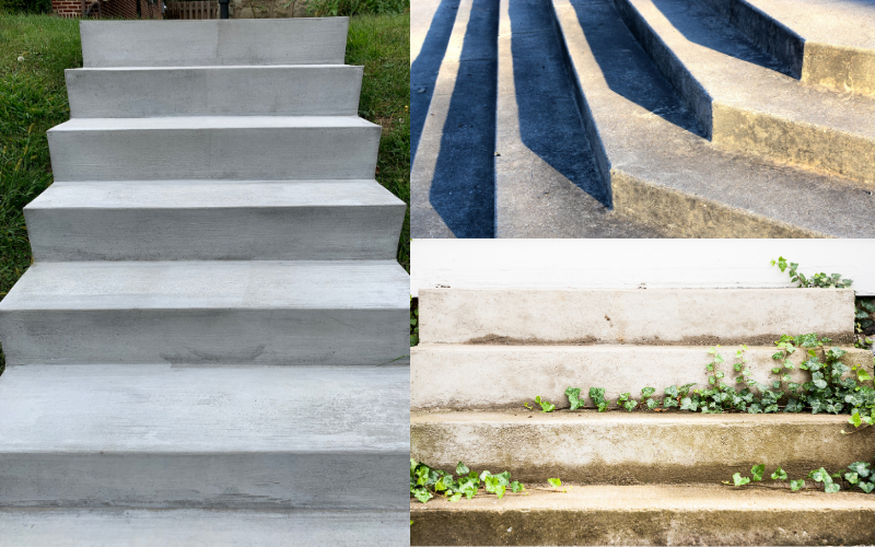 Guide To Painting Concrete Steps