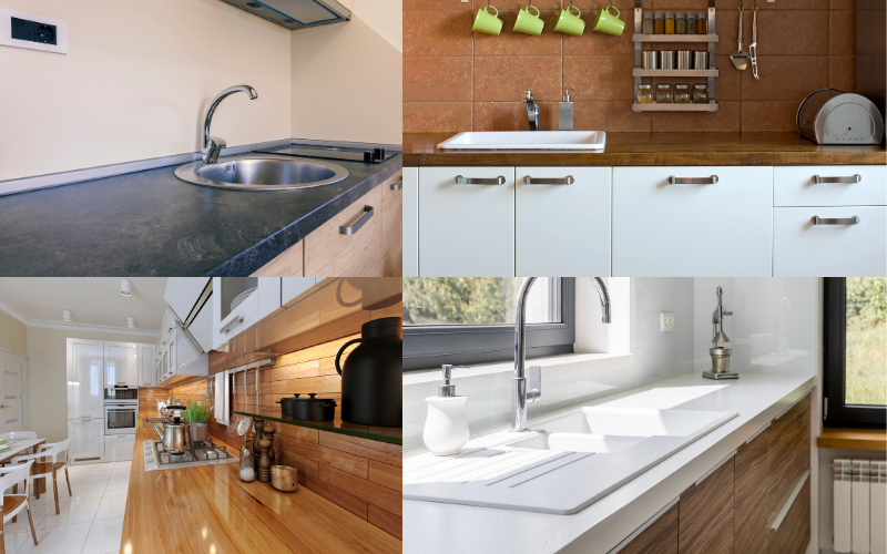 Revamping Kitchen Worktops