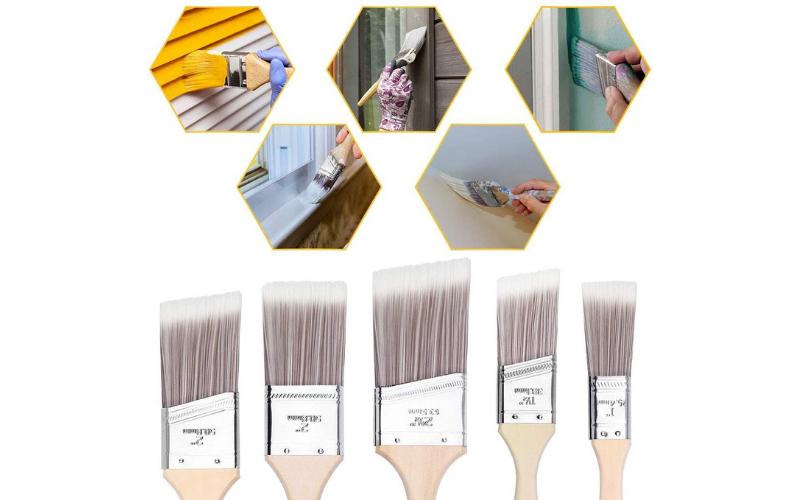 The Emitever Paintbrushes