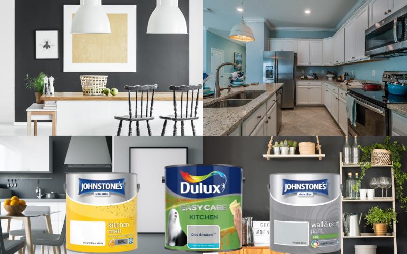 Types Of Kitchen Paints