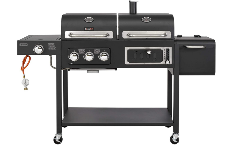 CosmoGrill Charcoal and Gas BBQ