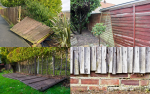 Damaged Fences and Walls - Example
