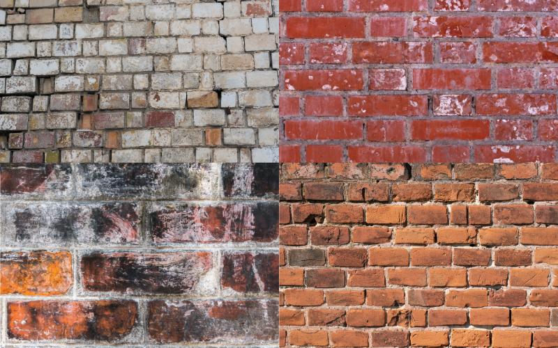 Old Bricks - Examples