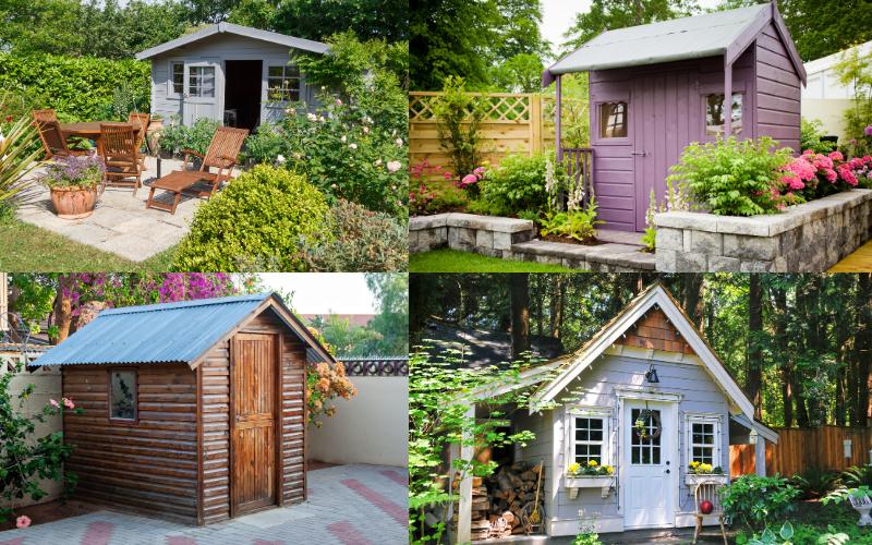 Planning Permission - Garden Sheds
