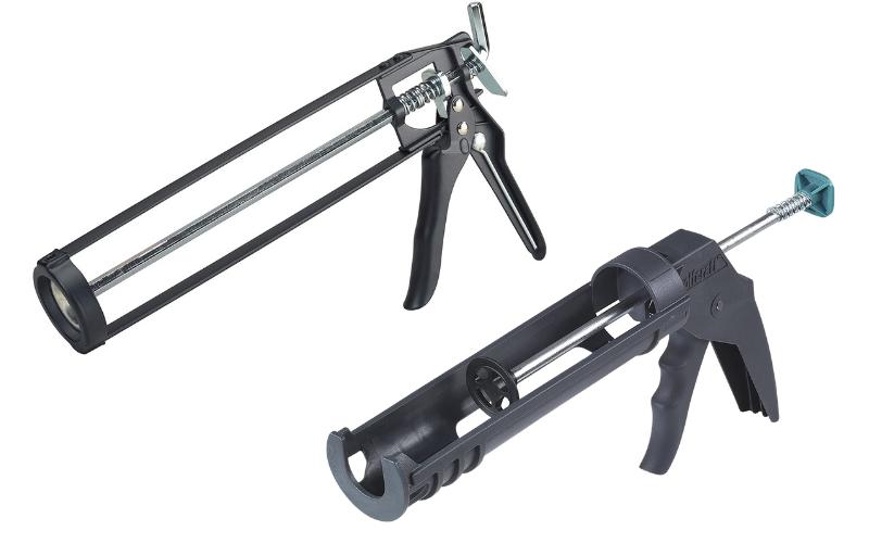 The Mastic Gun - Example