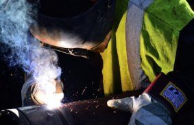 What is the Purpose of Gas in Welding