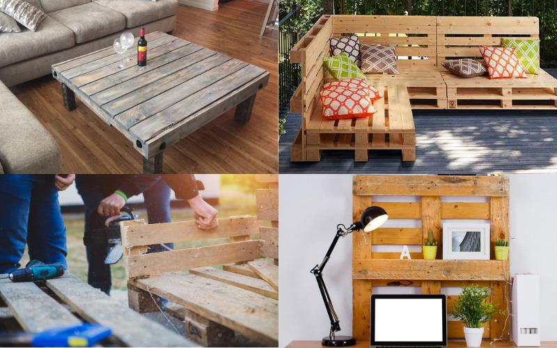 Wooden Pallet Ideas - Example