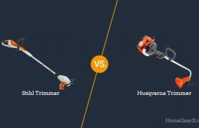 Stihl vs. Husqvarna Trimmer