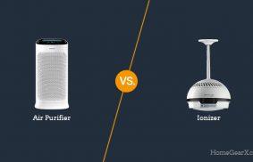 Air Purifier vs. Ionizer