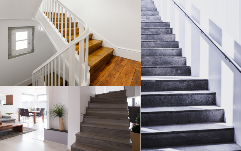 How To Fix Creaking Stairs - Example