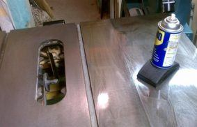 How to Remove Rust from A Table Saw