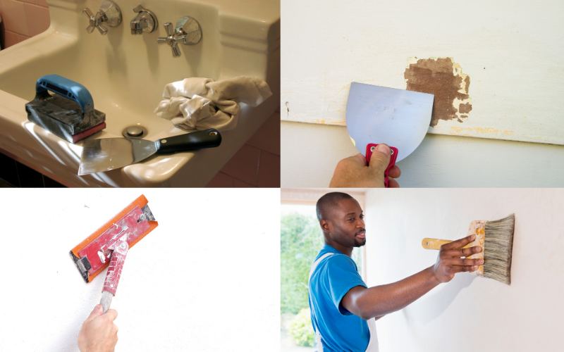 Preparing Your Walls and Ceilings