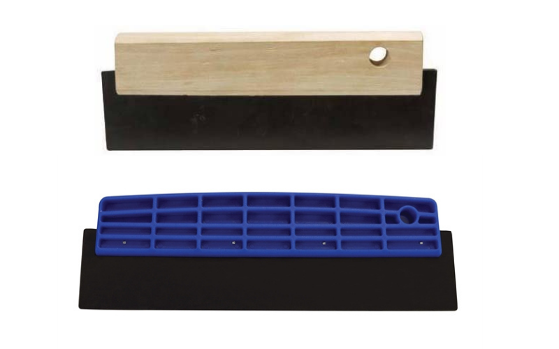 Tile Grouting Squeegee