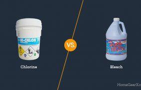 Chlorine vs. Bleach