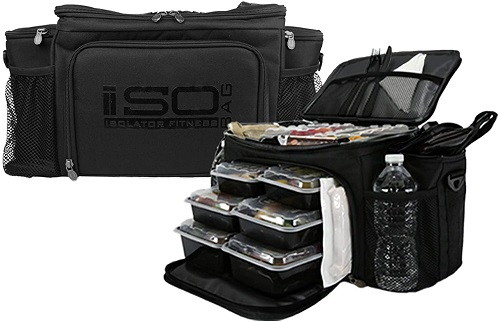 Isolator Fitness Meal Box